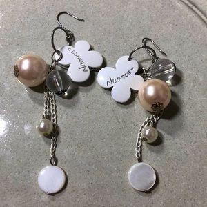 Korean Style Dangle Drop Earring